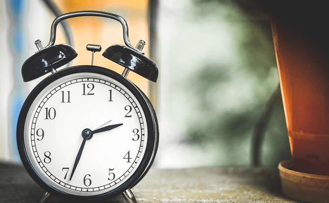 理想的な睡眠時間は何時間?最適な睡眠時間を知る7つの方法!