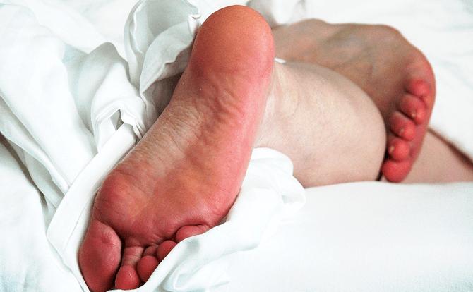 不眠解消に効く睡眠のツボ